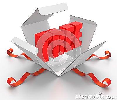 Box of Free stuff