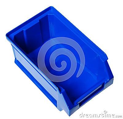 Box hardware (storage box) (isolated)