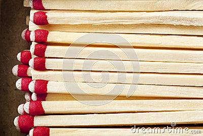 Box of matches macro