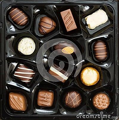 Free Box Of Chocolates Stock Photo - 3916370