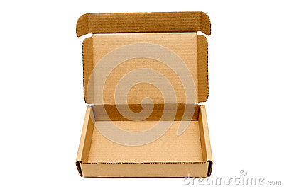 Box With Opened Lid XXXL