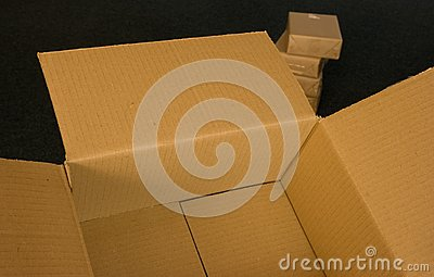 Box and packages