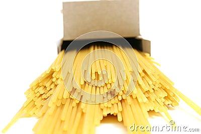 Box of pasta