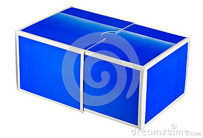 Box for protection.