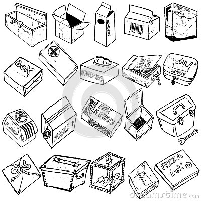 Box sketches