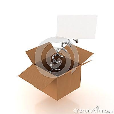 Box Whit Surprise