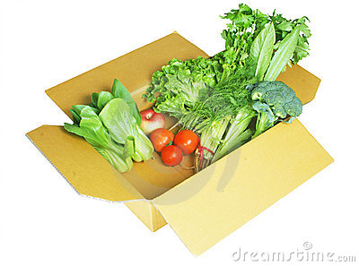 Boxed Fruit and Vegetables