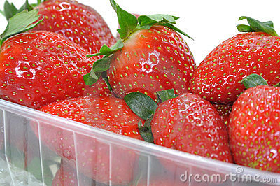 Boxed Strawberries