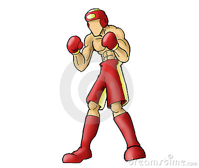 Boxer Figure action