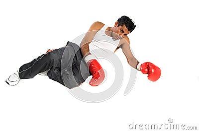 Boxer Knockdown