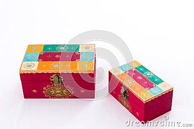 Boxes for secrets