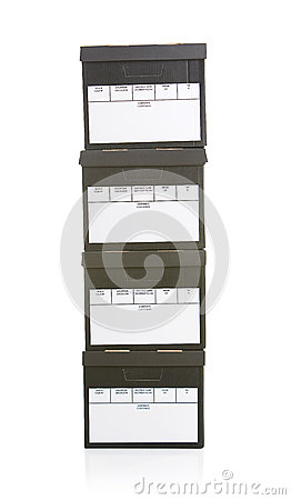 boxes stack of office file boxes boxes stack office file