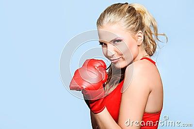 Boxeur de Madame