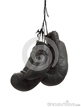 Free Boxing-glove Royalty Free Stock Photo - 3529775