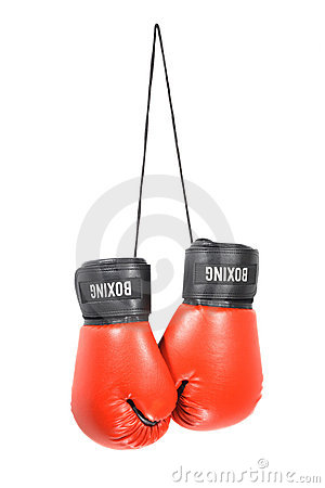 Free Boxing Gloves Royalty Free Stock Images - 2157889
