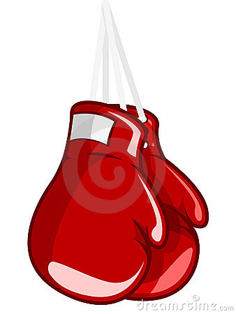 Free Boxing Gloves Stock Image - 22280141
