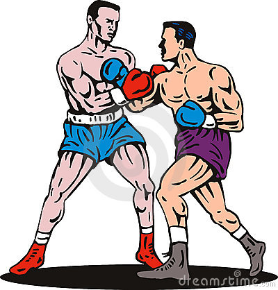 Boxing knockout punch