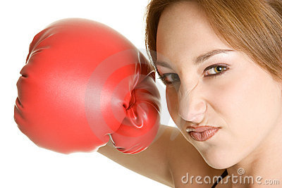 Boxing Sports Woman