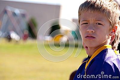 Boy Athlete