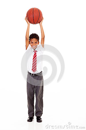 Boy basket ball