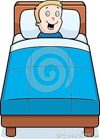 Boy Bedtime