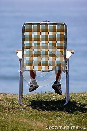 Boy on Chair