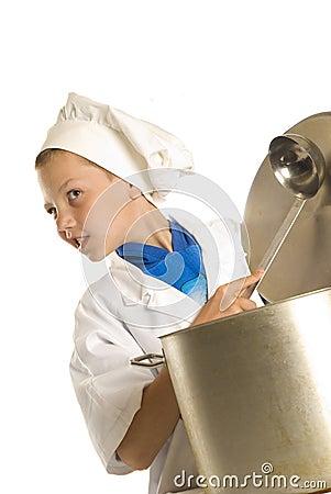 Boy-cook