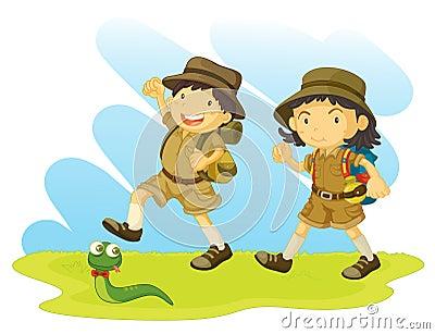 Girl Scout Hiking Clip Art Boy-girl-scout-8847873.jpg