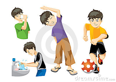 Boy Illustrations