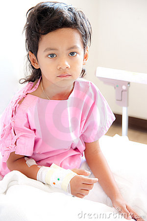 Free Boy In Hospital Stock Photography - 14936222