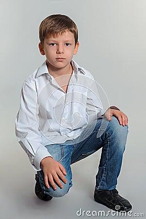 Boy models pic