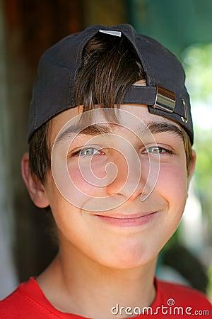 Boy portret