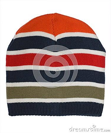 Boy s colorfu cap