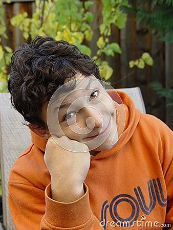 Free Boy Smiling Stock Photos - 33273