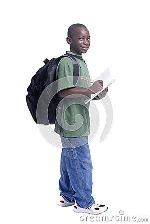 Boy Student