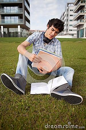 boy studying stock photography cartoondealercom 26166122