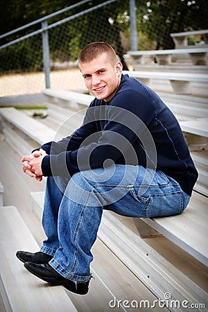 Boy teen model 2
