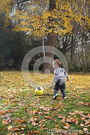 Boy to play ball