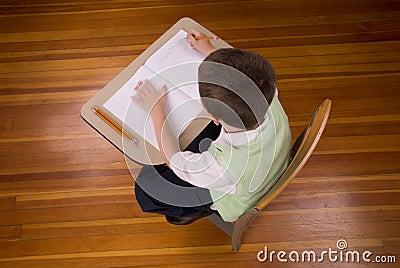 costumer writting