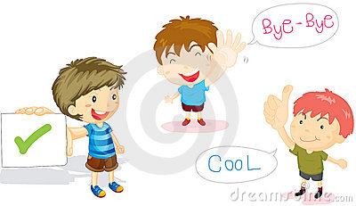 Boys Royalty Free Stock Photo - Image: 10021295