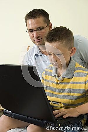 Boys and Electronics