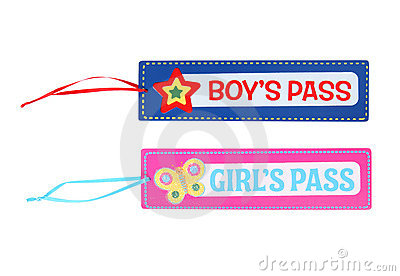 Boys and Girls Pass