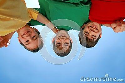 Boys in the Sky