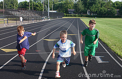 Boys on Track
