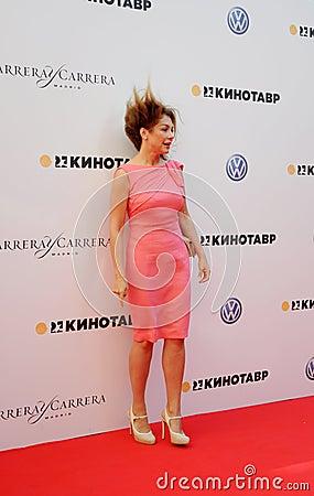 Bozena Rynska Editorial Photo