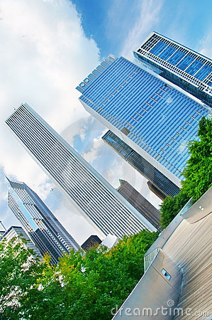 BP Bridge (Chicago) Editorial Photography