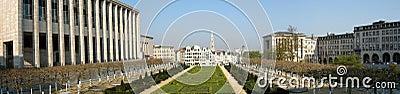 Brüssel: Mont DES-Künste