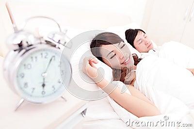Bra sömn