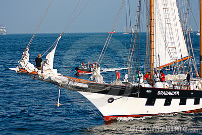 Brabander - Sailing Vessel Stock Images - Image: 21163454