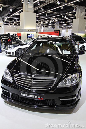 Brabus on 64rd IAA Editorial Photo